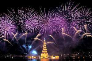 Brazil Christmas Tree